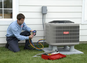 Bryant air conditioner service